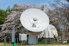 [6-m Millimeter Radio Telescope in Mitaka, Japan]