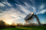 [Lovell Telescope at Jodrell Bank]